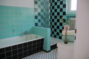 Badezimmer - Dezentrales Jugendwohnhaus