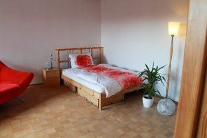 Schlafzimmer - Dezentrales Jugendwohnhaus