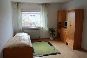 Schlafzimmer - Betreutes Jugendwohnen