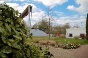 Garten - Betreutes Jugendwohnen
