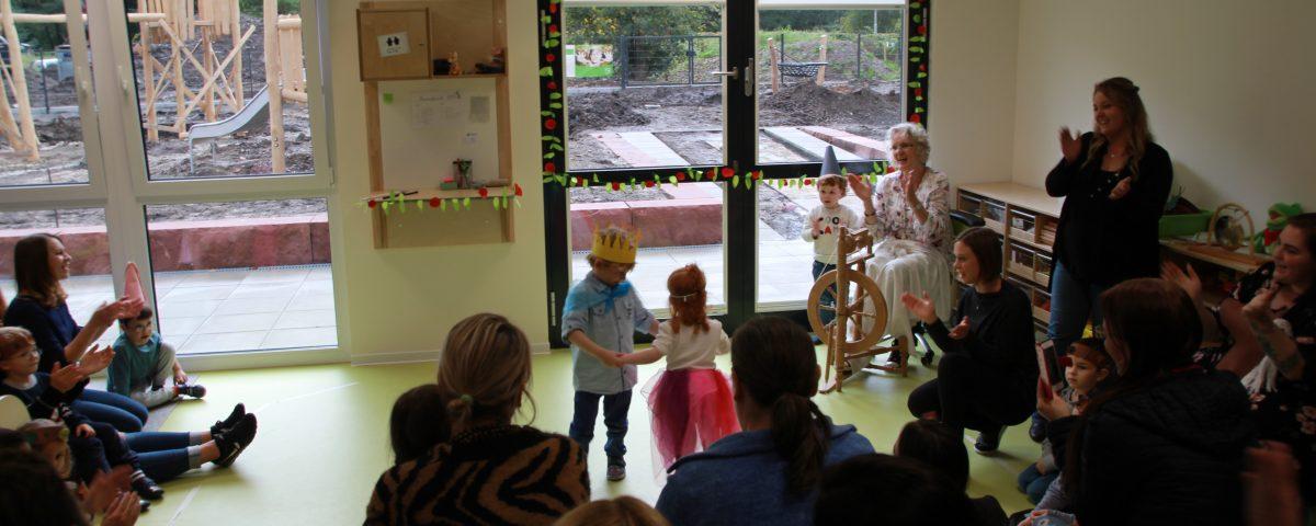 Märchentheater in der Kinderspinnerei