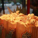 Popcorn in der Kinderspinnerei