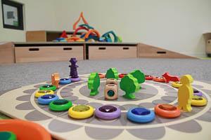 Spielzeug der Kita Kinderspinnerei