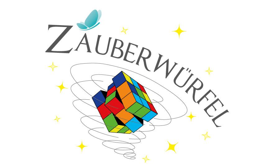 Logo der Kita Zauberwürfel